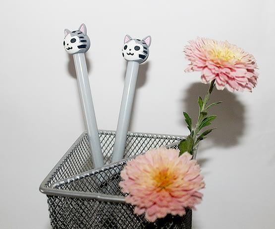 cicás tollak, macskás tollak