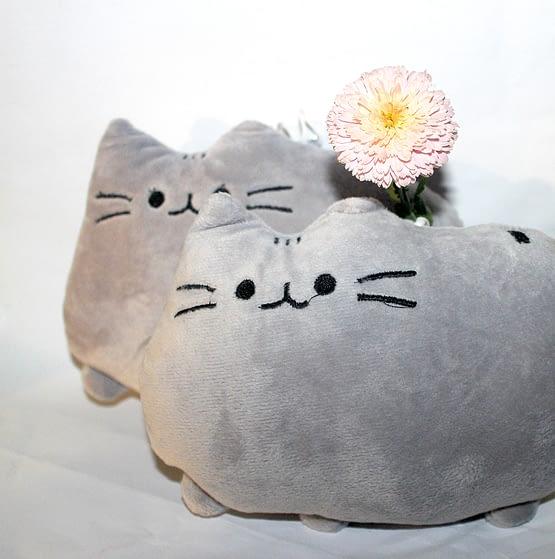macskás plüss, cicás ajándék